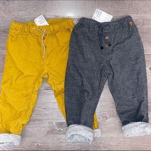 H&M Corduroy Pants